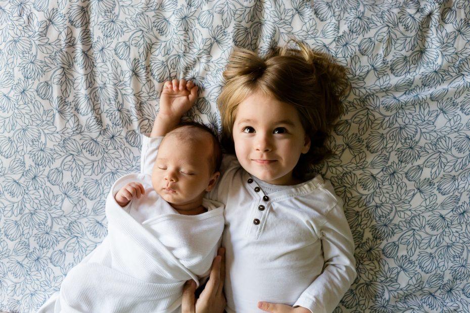 siblings bedtime routine